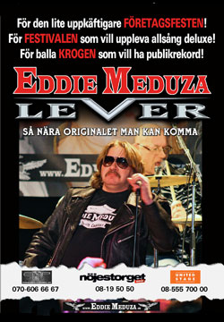 Eddie Meduza Lever