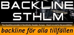 Backline Stockholm